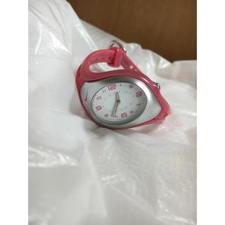 ナイキ(NIKE)の【ナイキ】 腕時計 ピンク(腕時計)