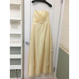 エメ(AIMER)の結婚式二次会用ドレス・美女と野獣ベル・イベント用ドレス・カラードレス(ウェディングドレス)