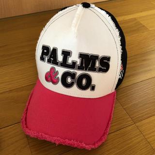 ビームス(BEAMS)のPalms & Co. ×YOSHINORI KOTAKE トラックキャップ (ウエア)