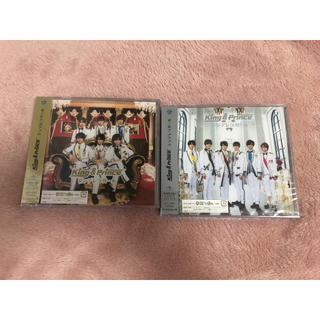 ジャニーズ(Johnny's)のking&prince シンデレラガール 初回限定版未開封(その他)