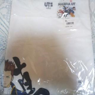 ユニクロ(UNIQLO)の銀魂 ユニクロコラボ UT 半袖TシャツXLサイズ 真選組メンバー 廃盤品(その他)