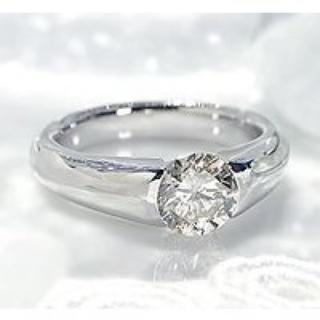 ダイヤモンドリング 0.6ct(リング(指輪))
