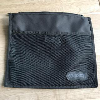 アウトドア(OUTDOOR)のOUT DOOR products サコッシュ/ブラック(ショルダーバッグ)