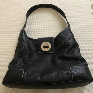 ティファニー(Tiffany & Co.)のTiffany ティファニー ハンドバッグ 黒(ハンドバッグ)