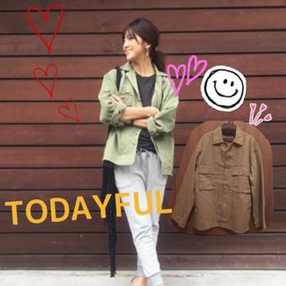 トゥデイフル(TODAYFUL)のTODAYFUL♡今季新作(ミリタリージャケット)