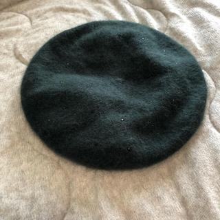 ジーナシス(JEANASIS)のベレー(ハンチング/ベレー帽)