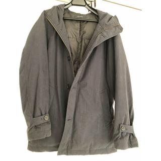 アーバンリサーチ(URBAN RESEARCH)の濃紺モッズコート(ダウンジャケット)