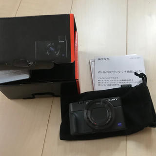 SONY - SONY サイバーショット DSC-RX100M3 cyber shot