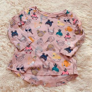 ギャップ(GAP)のGAP ロンティー 海外子供服 カーターズ NEXT 美品 (Tシャツ/カットソー)
