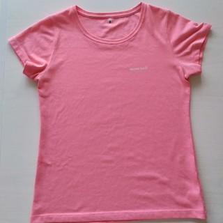 モンベル(mont bell)の【中古品】モンベル レディースTシャツ Mサイズ(Tシャツ(半袖/袖なし))