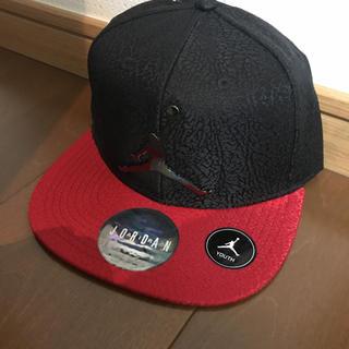 ナイキ(NIKE)の新品 エアージョーダン ボーイズ キャップ(帽子)