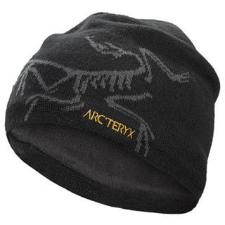 アークテリクス(ARC'TERYX)のARC'TERYX バードヘッドトーク 24K BLACK ウール混紡(ニット帽/ビーニー)