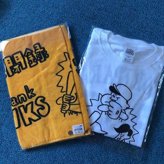 ゴリパラ見聞録 限定コラボTシャツ タオル セット(Tシャツ/カットソー(半袖/袖なし))