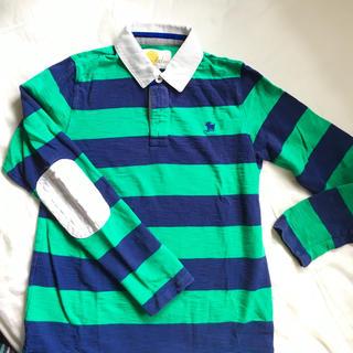 ボーデン(Boden)の長袖ラガーシャツ(ジュニアサイズ)(Tシャツ/カットソー)