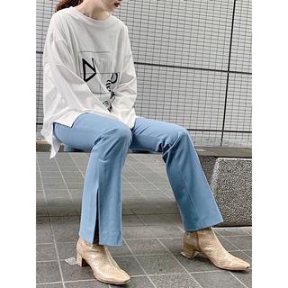 snidel - ❤️完売品❤️ スナイデル オリジナルロゴT オリジナルロゴTシャツ 白 ♡