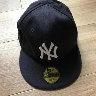 ニューエラー(NEW ERA)のKid's My 1st 59FIFTY ニューヨーク・ヤンキース (帽子)