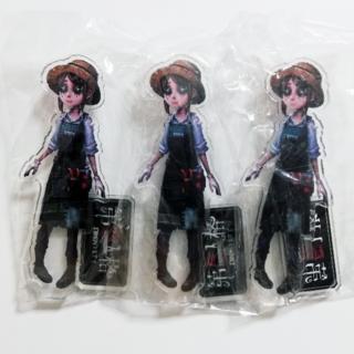 【3体セット】Identity V / 第五人格 エマ 庭師 アクリルスタンド(その他)