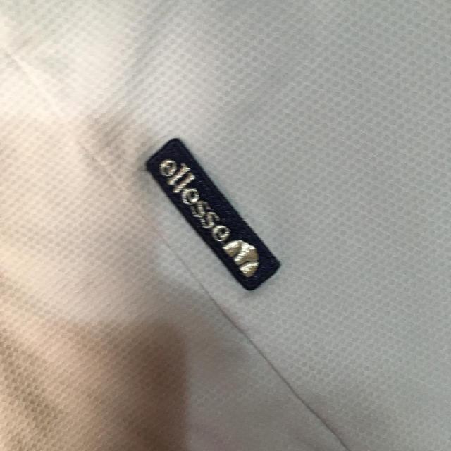 ellesse(エレッセ)のエレッセのスポーツシャツ ellesse メンズのトップス(Tシャツ/カットソー(半袖/袖なし))の商品写真