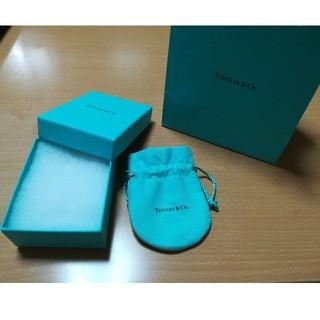 ティファニー(Tiffany & Co.)のTiffany & co. アクセサリーボックス(小物入れ)