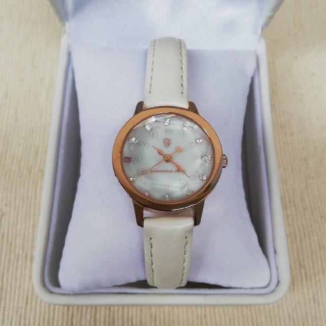 Samantha Silva(サマンサシルヴァ)の数回使用!サマンサシルヴァ時計!電池交換済 レディースのファッション小物(腕時計)の商品写真