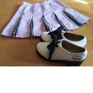 ピンクラテ(PINK-latte)のPINK-latteスカート&厚底靴(ミニスカート)