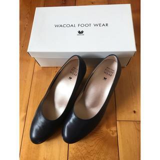 ワコール(Wacoal)の☆超美品☆ WACOAL FOOT WEAR ワコール パンプス 24cm 3E(ハイヒール/パンプス)
