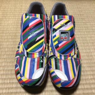 アディダス(adidas)のアディダス オリジナルス マイクロペーサー  マルチカラー(スニーカー)