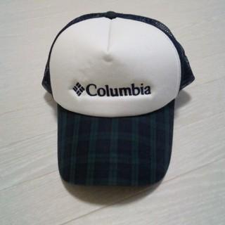 コロンビア(Columbia)のColumbia キャップ チェック メッシュ ユニセックス (キャップ)