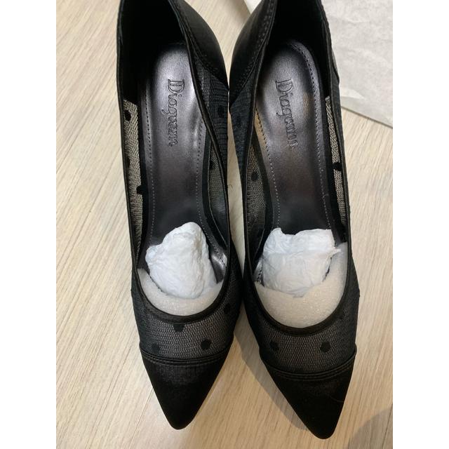 GRACE CONTINENTAL(グレースコンチネンタル)の新品未使用 グレースコンチネンタル パンプス レディースの靴/シューズ(ハイヒール/パンプス)の商品写真