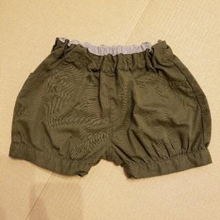 ムジルシリョウヒン(MUJI (無印良品))のカーキ色  パンツ(パンツ)