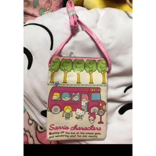 サンリオ(サンリオ)の新品♡サンリオ ミニ ショルダーバッグ♡(ショルダーバッグ)