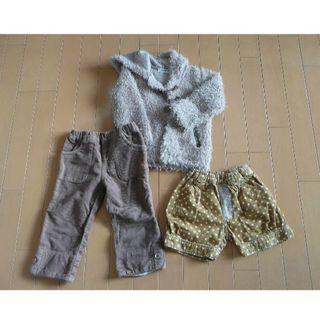ラグマート(RAG MART)の★子供服サイズ100 3枚セット★RAGMART(その他)