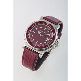ティファニー(Tiffany & Co.)のTIFFANY&Co(ティファニー) メンズ ダイバー クォーツ 腕時計(腕時計(アナログ))