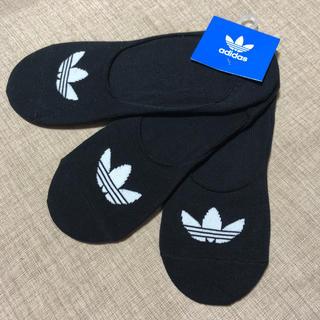 adidas - アディダス adidas ソックス 3足組