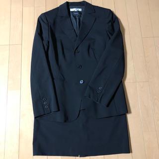 ニジュウサンク(23区)の23区 黒スーツ 44(スーツ)