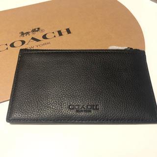 コーチ(COACH)のcoach カードケース(名刺入れ/定期入れ)