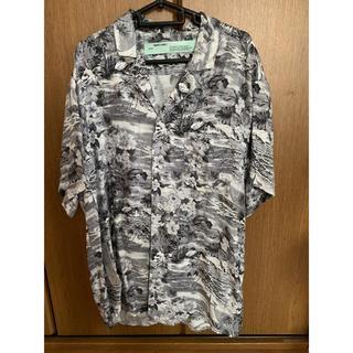 オフホワイト(OFF-WHITE)のoffwhite アロハシャツ(シャツ)