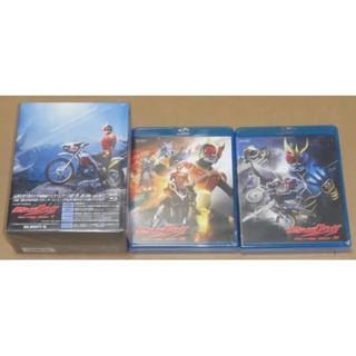 新品 仮面ライダークウガ Blu-ray BOX 初回版BOX付 全3巻 (TVドラマ)