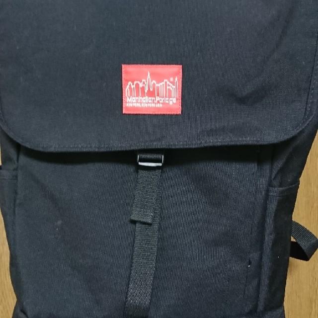 BEAMS(ビームス)のマンハッタンポーテージ ビームス コラボバックパック メンズのバッグ(バッグパック/リュック)の商品写真