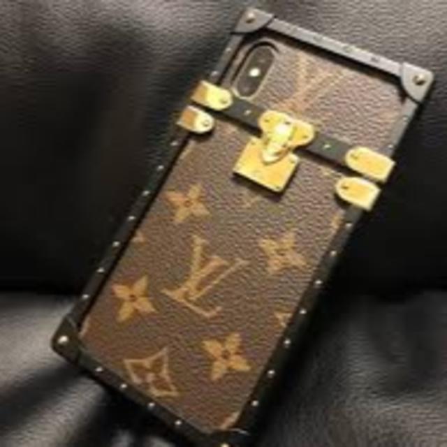 iphone8 デコケース / LOUIS VUITTON - Louis Vuitton iPhone 8 ケース 新品未使用の通販