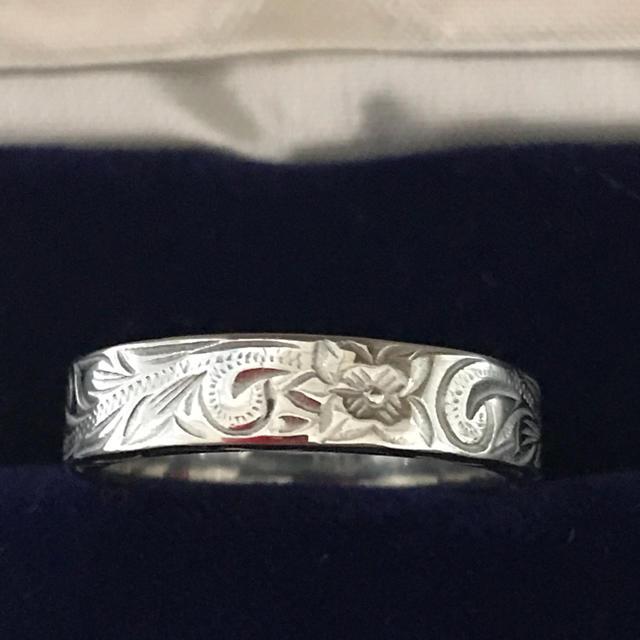 ハワイアンジュエリー リング レディースのアクセサリー(リング(指輪))の商品写真