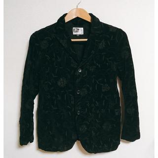 エンジニアードガーメンツ(Engineered Garments)のEngineered Garments 3Bジャケット XS ブラック(テーラードジャケット)