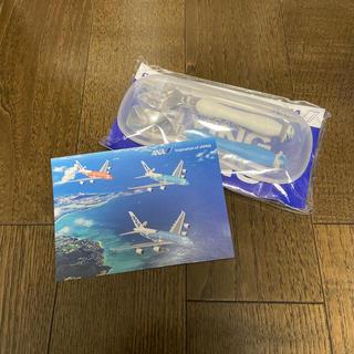 ANA(全日本空輸) - 新品 EDISON mama エジソンママ フォーク&スプーン 非売品 ANA