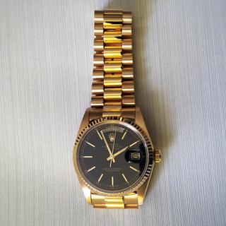 ロレックス(ROLEX)のロレックス デイデイト  No.18038  97番台  中古品(腕時計(アナログ))