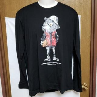 カズロックオリジナル(KAZZROCK ORIGINAL)のカズロック ロングTシャツ LLサイズ(Tシャツ/カットソー(七分/長袖))