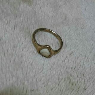 サンゴ(sango)のリング(リング(指輪))