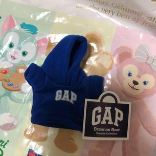 ギャップ(GAP)の新品 GAP ブラナンベア パーカー 青(キャラクターグッズ)