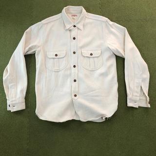ザリアルマッコイズ(THE REAL McCOY'S)のリアルマッコイズ サテンシャツ シャツ(シャツ)