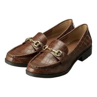 ジーユー(GU)のGU ローファー XL(ローファー/革靴)