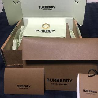 バーバリー(BURBERRY)のBurberry 新作 ナットリング(リング(指輪))